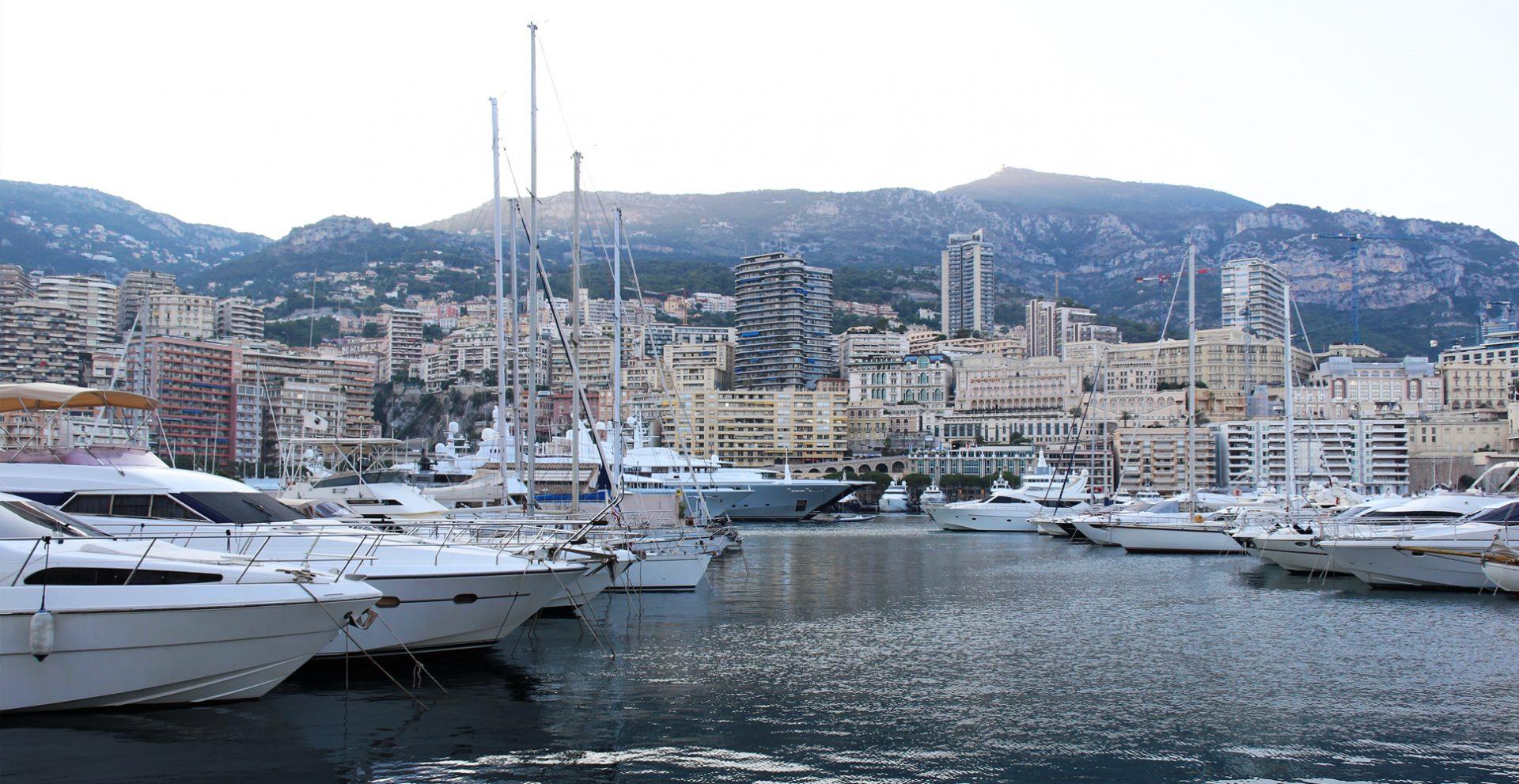 dzień w Monako
