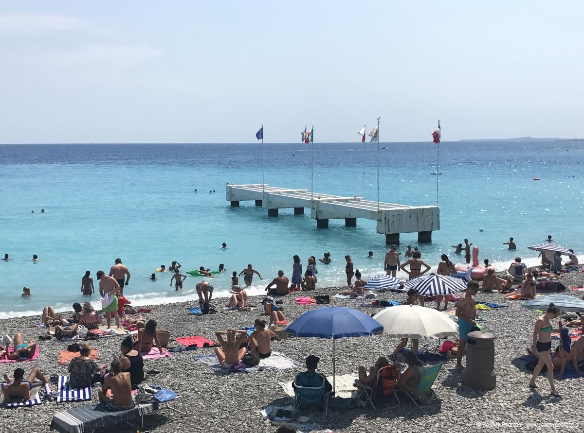 miejsce kasyna na wodzie w Nicei