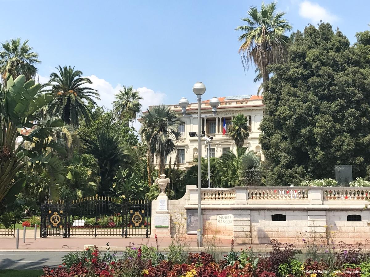 muzeum Massena w Nicei