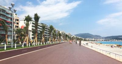 spacer przez Niceę