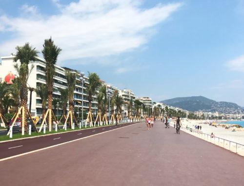 Spacer przez Niceę – serce Lazurowego Wybrzeża (Eurotrip #5)
