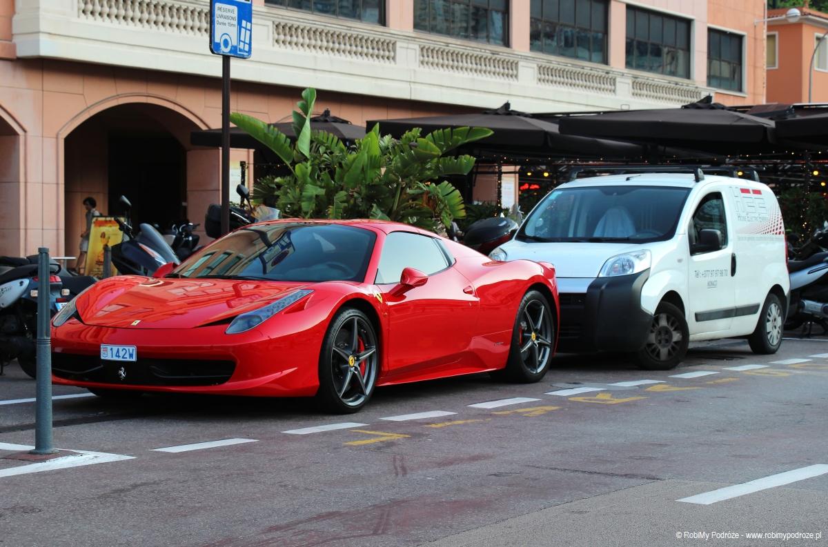 ulice Monako