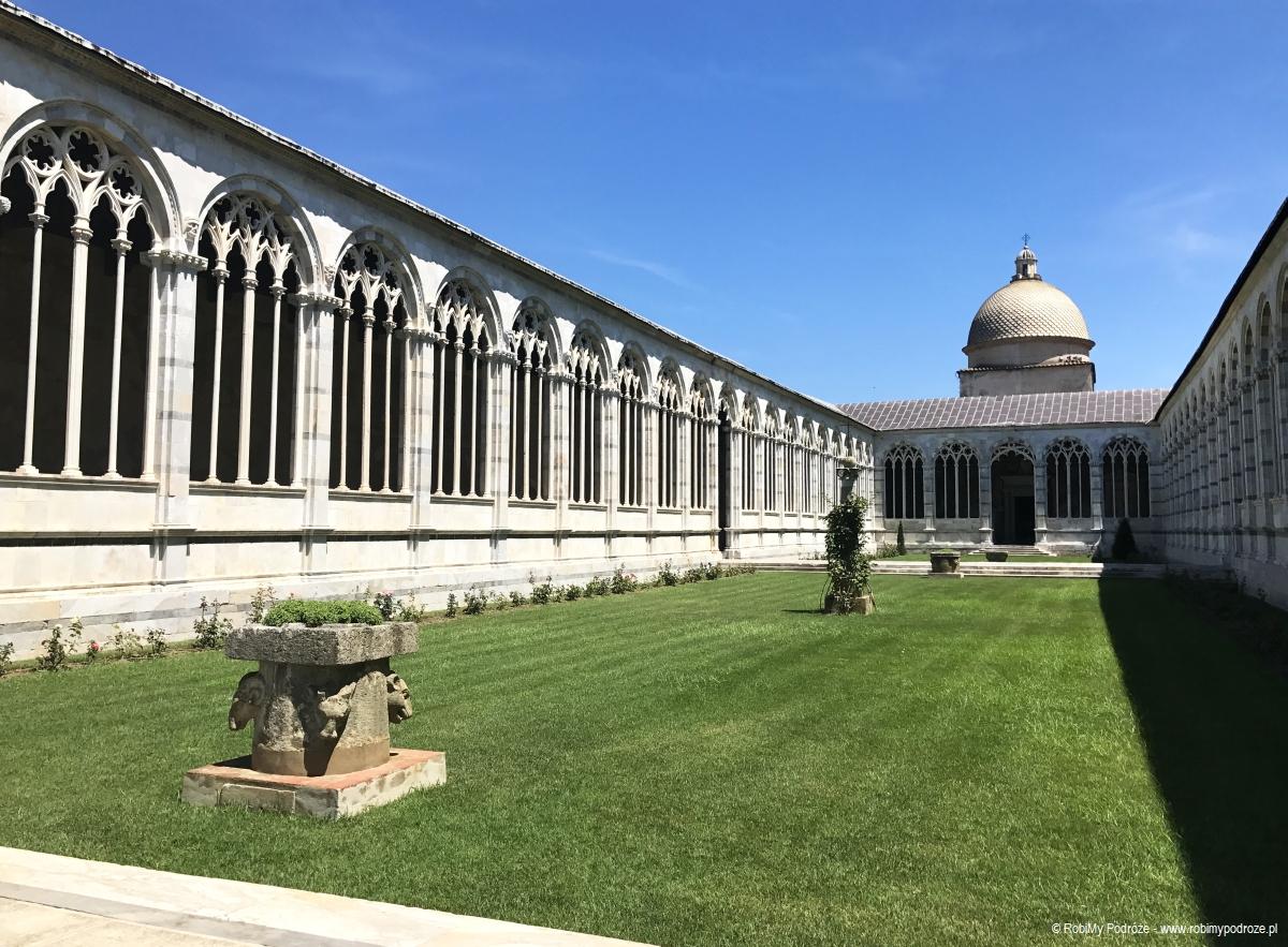 jeden dzień wPizie - Camposanto Monumentale wPizie