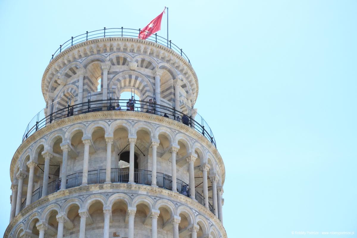 jeden dzień wPizie - Goha Krzywa Wieża