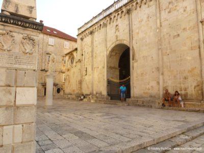 Katedra św.Wawrzyńca - zwiedzanie Trogiru