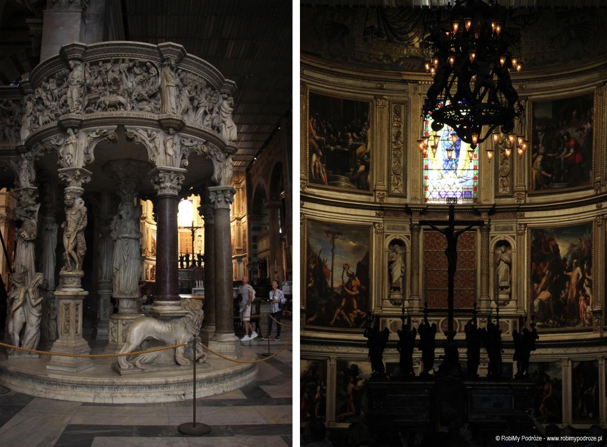 Katedra wPizie wśrodku