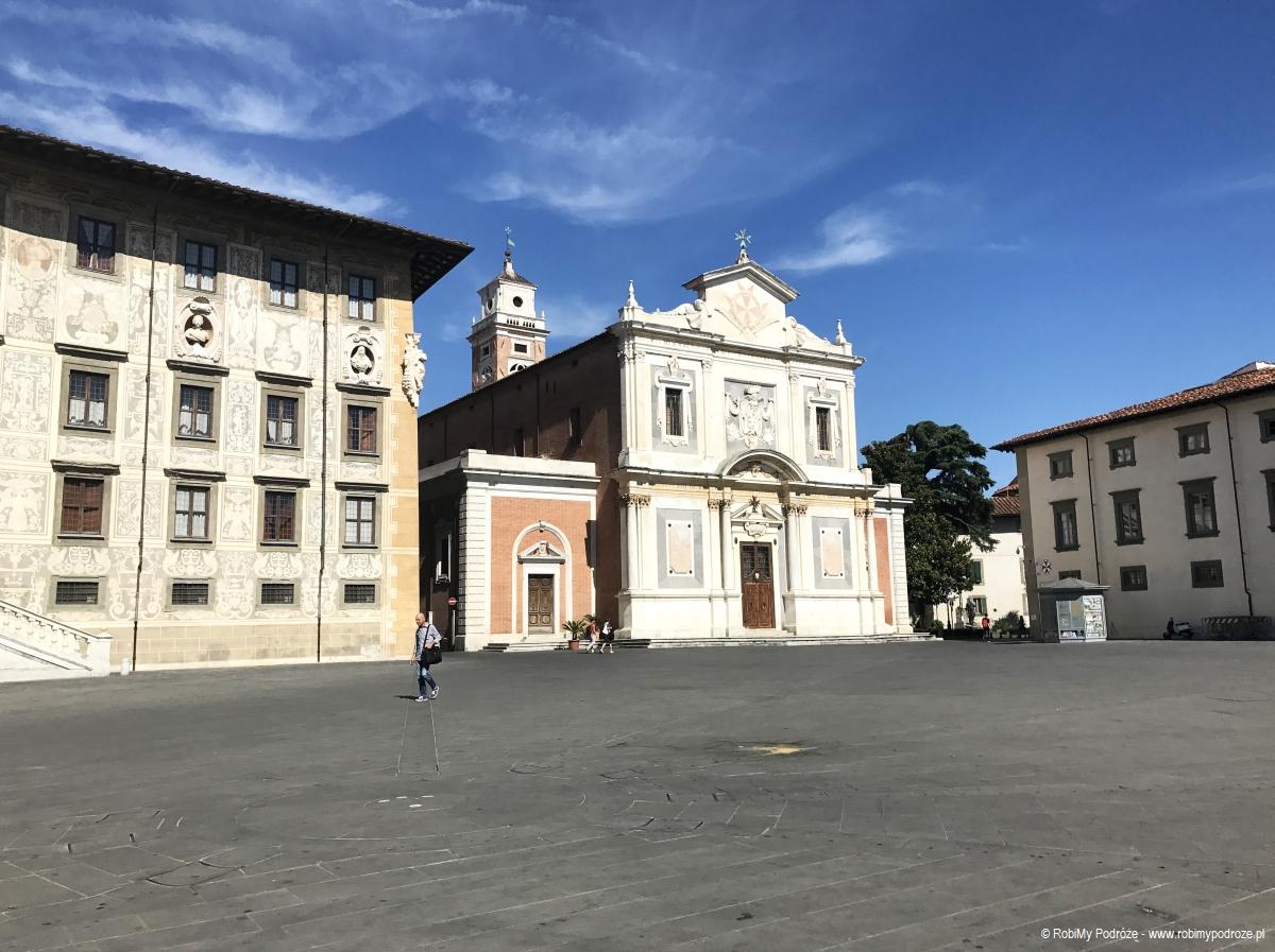 Kościół Rycerzy św.Stefana