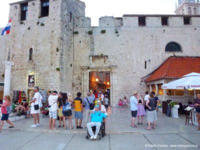 Mala loža w Trogirze