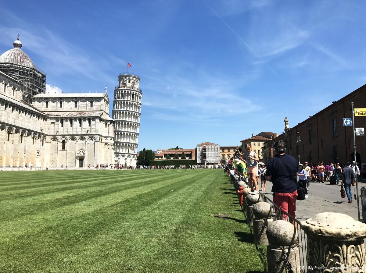 jeden dzień wPizie - Piazza dei Miracoli