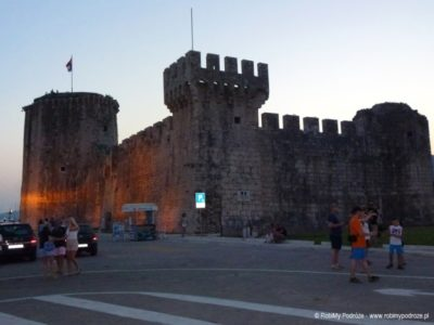 Twierdza Kamerlengo w Trogirze