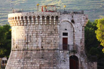 Wieża św.Marka wTrogirze