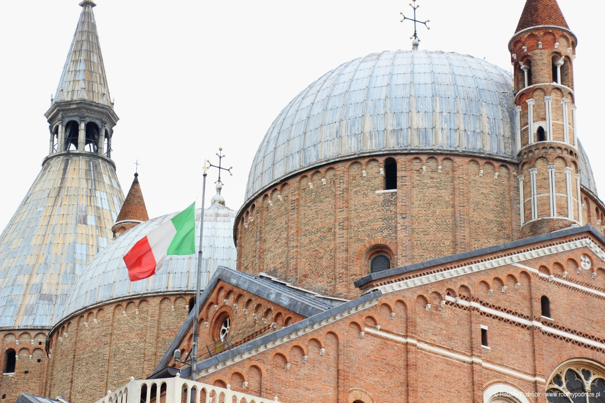 Bazylika św.Antoniego kopuly