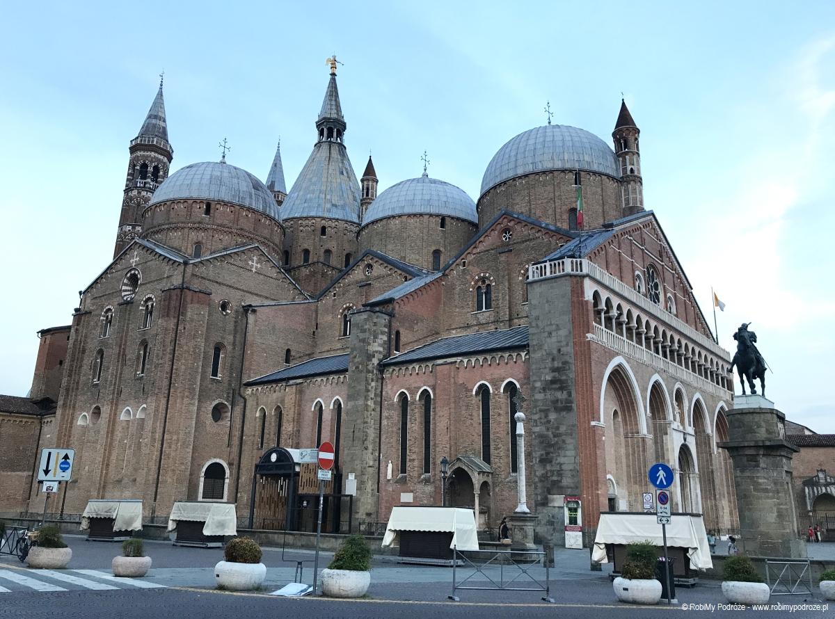 Bazylika św.Antoniego wPadwie