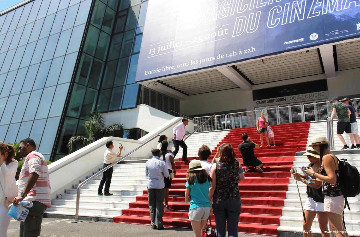 Cannes warto zobaczyć naLazurowym Wybrzeżu