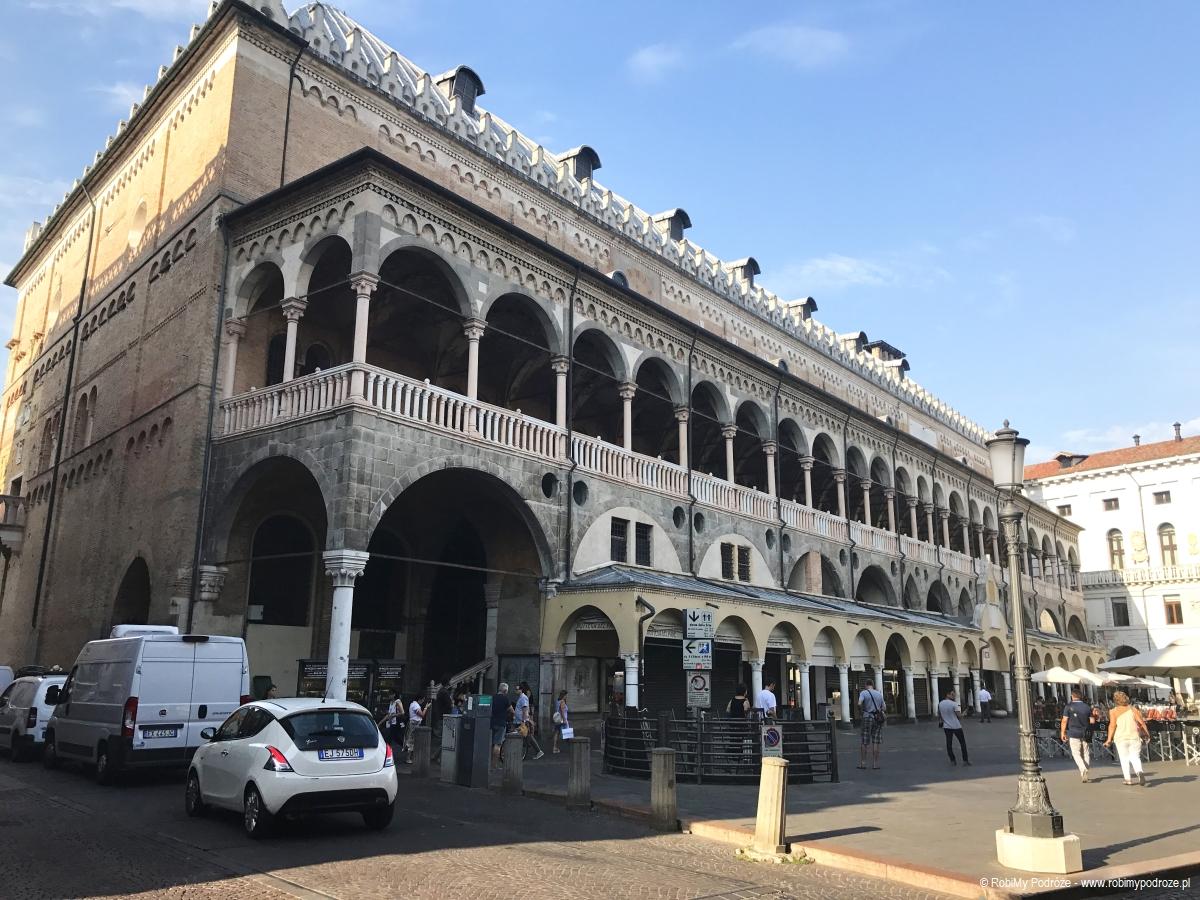 Pałac sprawiedliwości przy Piazza Erbe w Padwie
