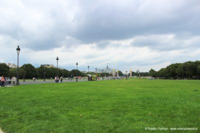 Plac Inwalidów w Paryżu