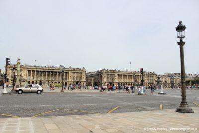 Plac Trocadero w Paryżu