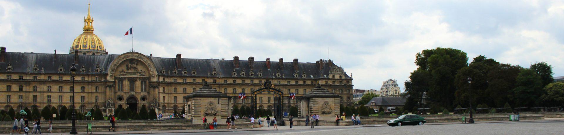 Przewodnik po Paryżu - Plac Inwalidów