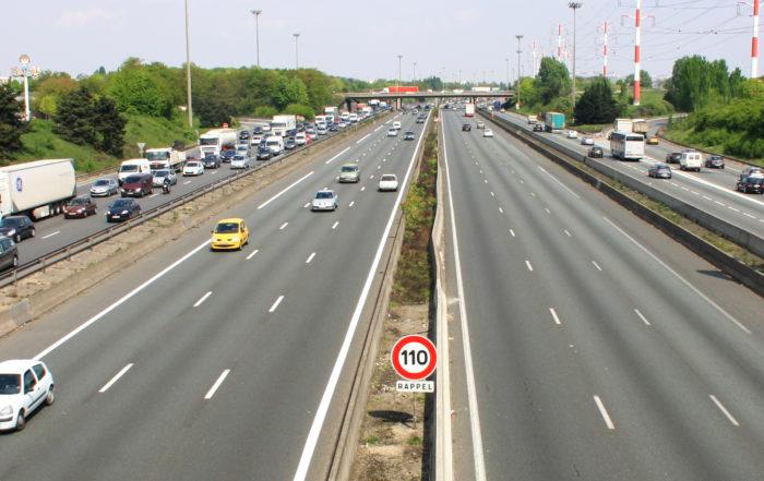 autostrady na Lazurowym Wybrzeżu