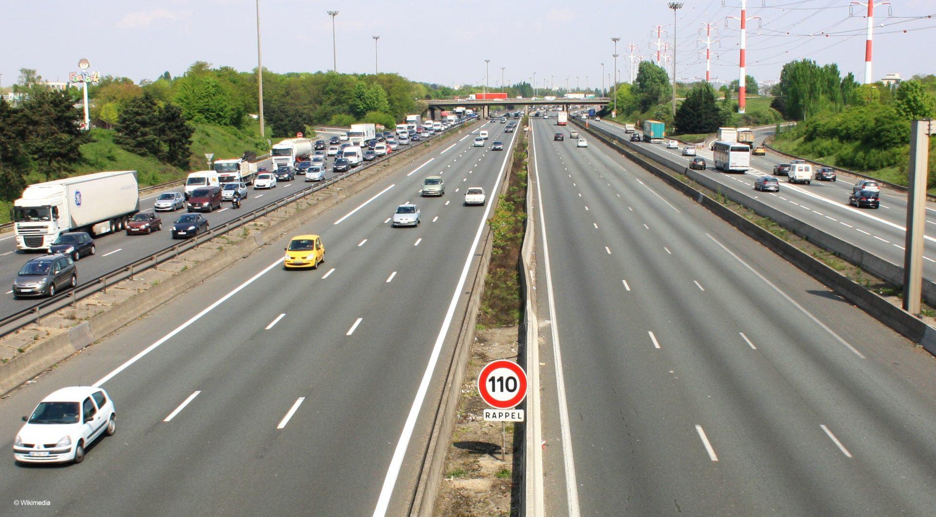 autostrady naLazurowym Wybrzeżu
