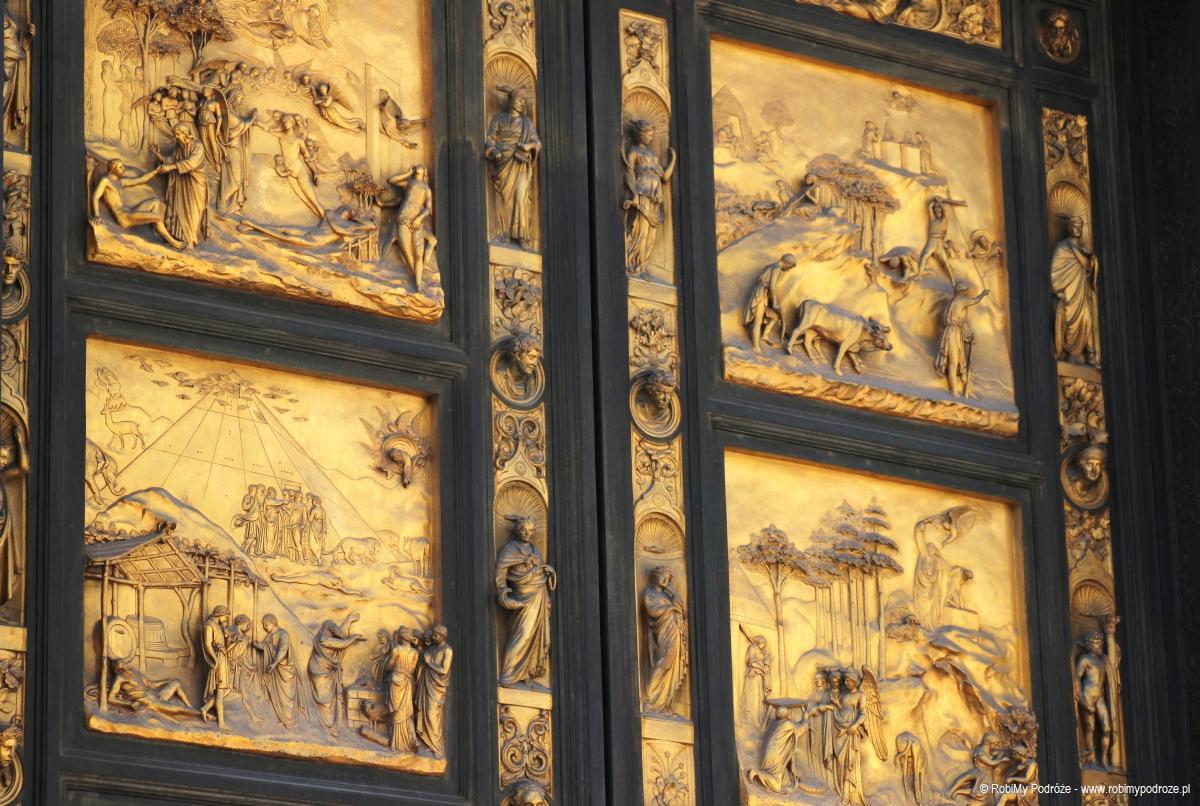 drzwi raju we Florencji