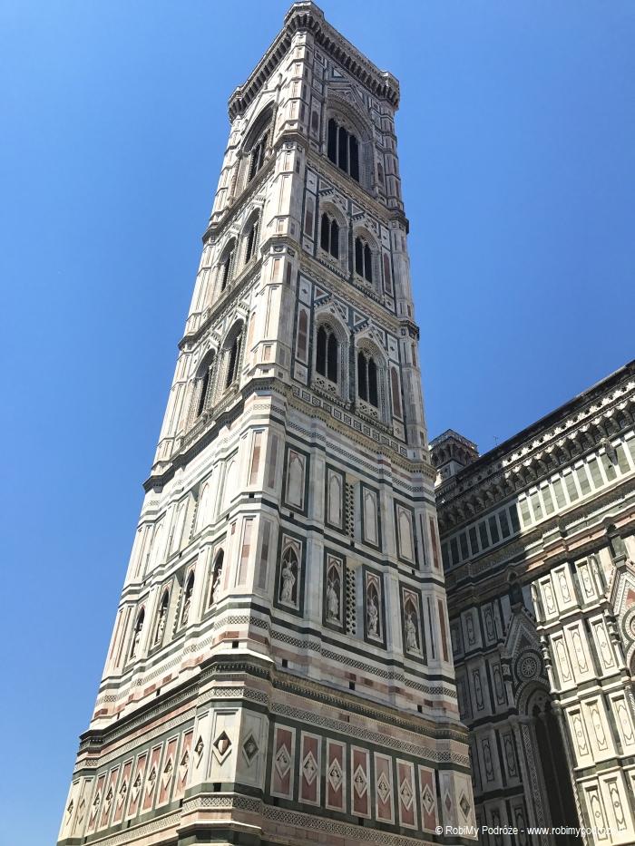 dzwonnica Giotta we Florencji