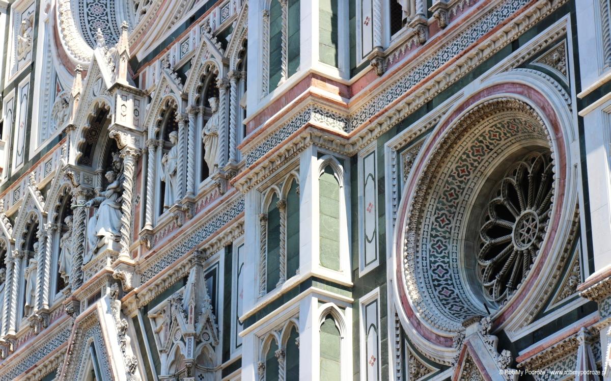 fasada katedry we Florencji
