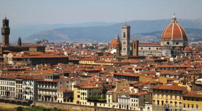 jeden dzień we Florencji