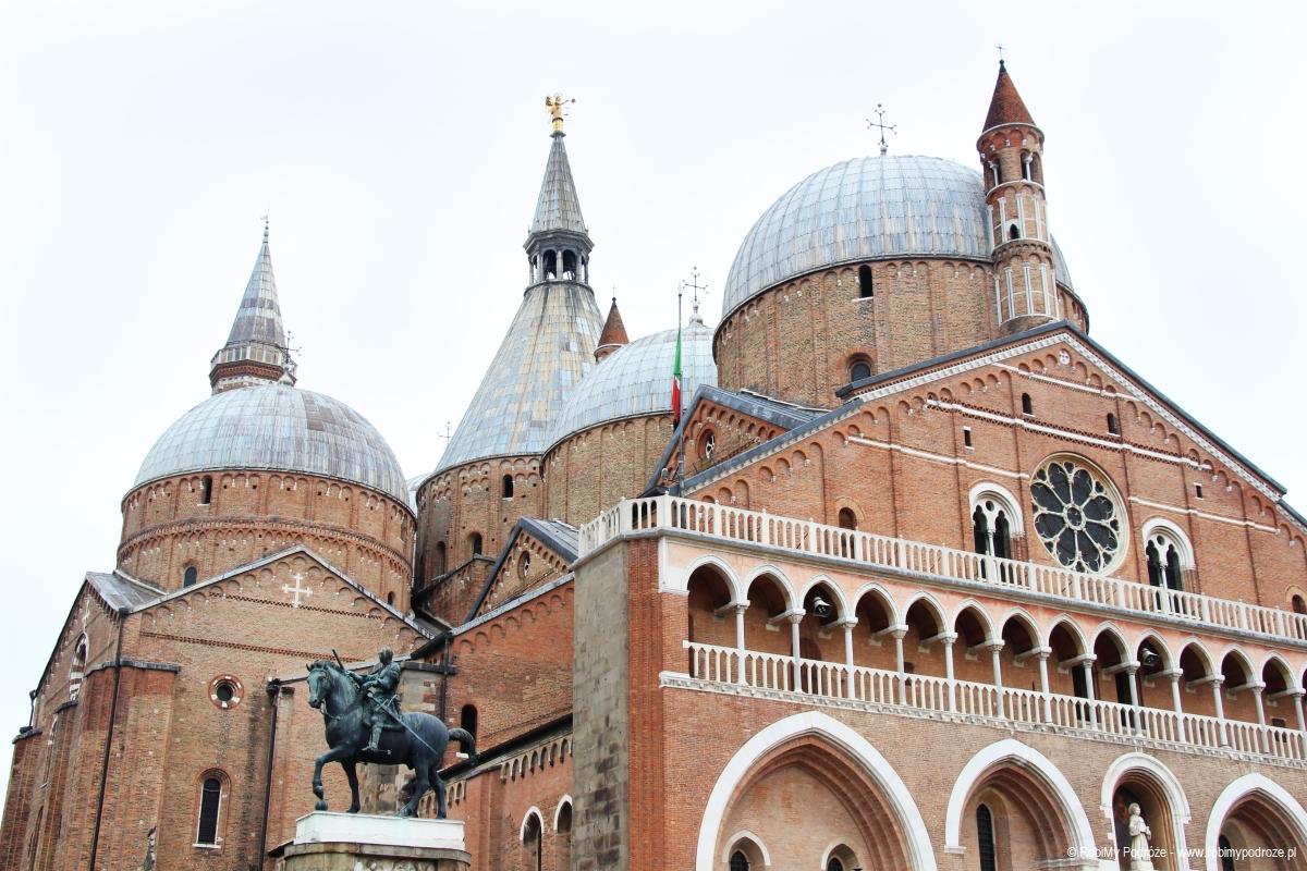 zobaczyć wPadwie Bazylikę św.Antoniego