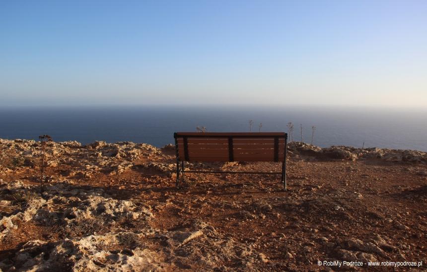 Dingli Cliffs na Malcie