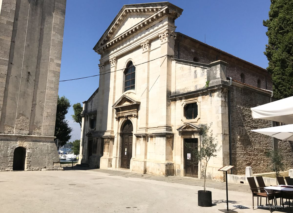 Katedra Wniebowzięcia Najświętszej Maryi Panny w Puli