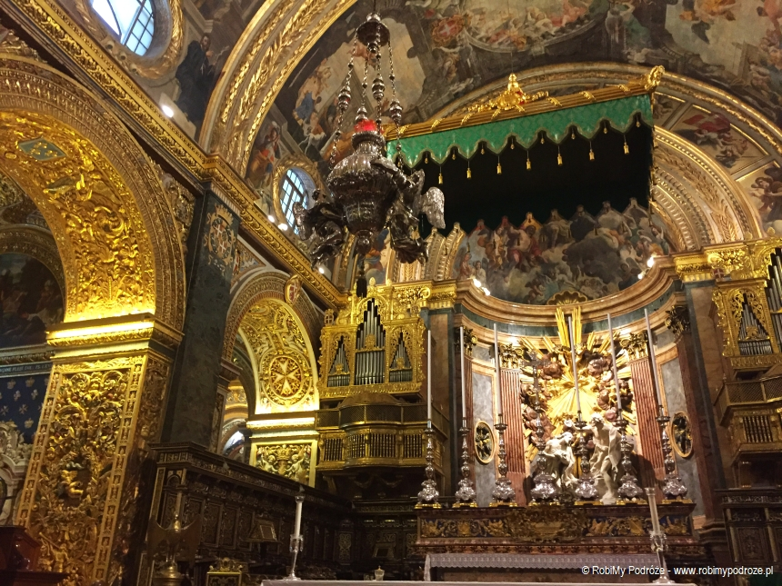 Konkatedra św. Jana na Malcie
