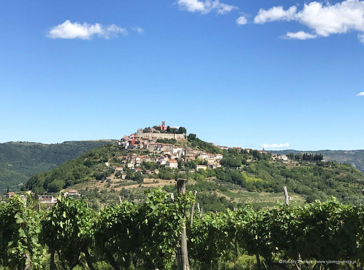 Motovun atrakcje Istrii