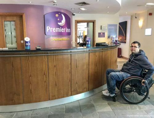 Jak zarezerwować hotel dla osoby niepełnosprawnej?