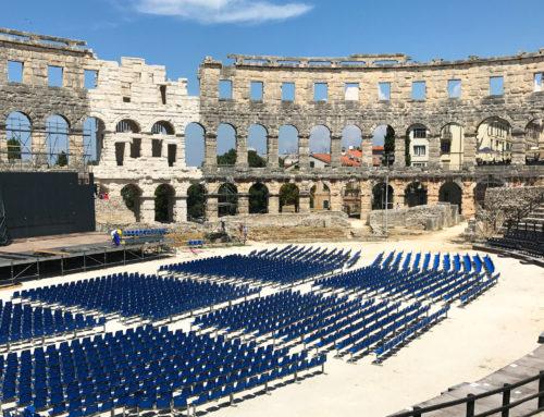 Atrakcje Istrii na zakończenie naszej europejskiej wyprawy (Eurotrip #10)