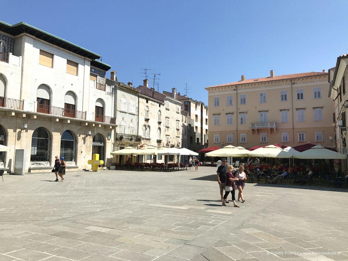 forum w Puli Chorwacja