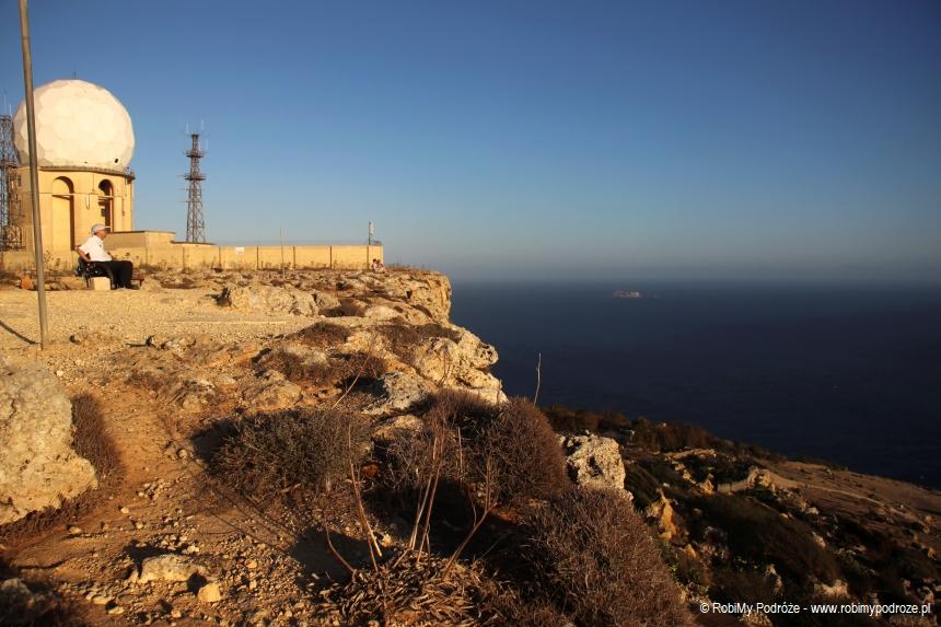 na Malcie Dingli Cliffs