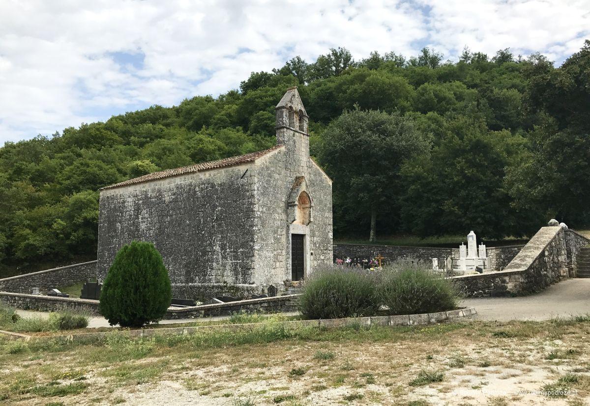 stary kościół w Dvigradzie