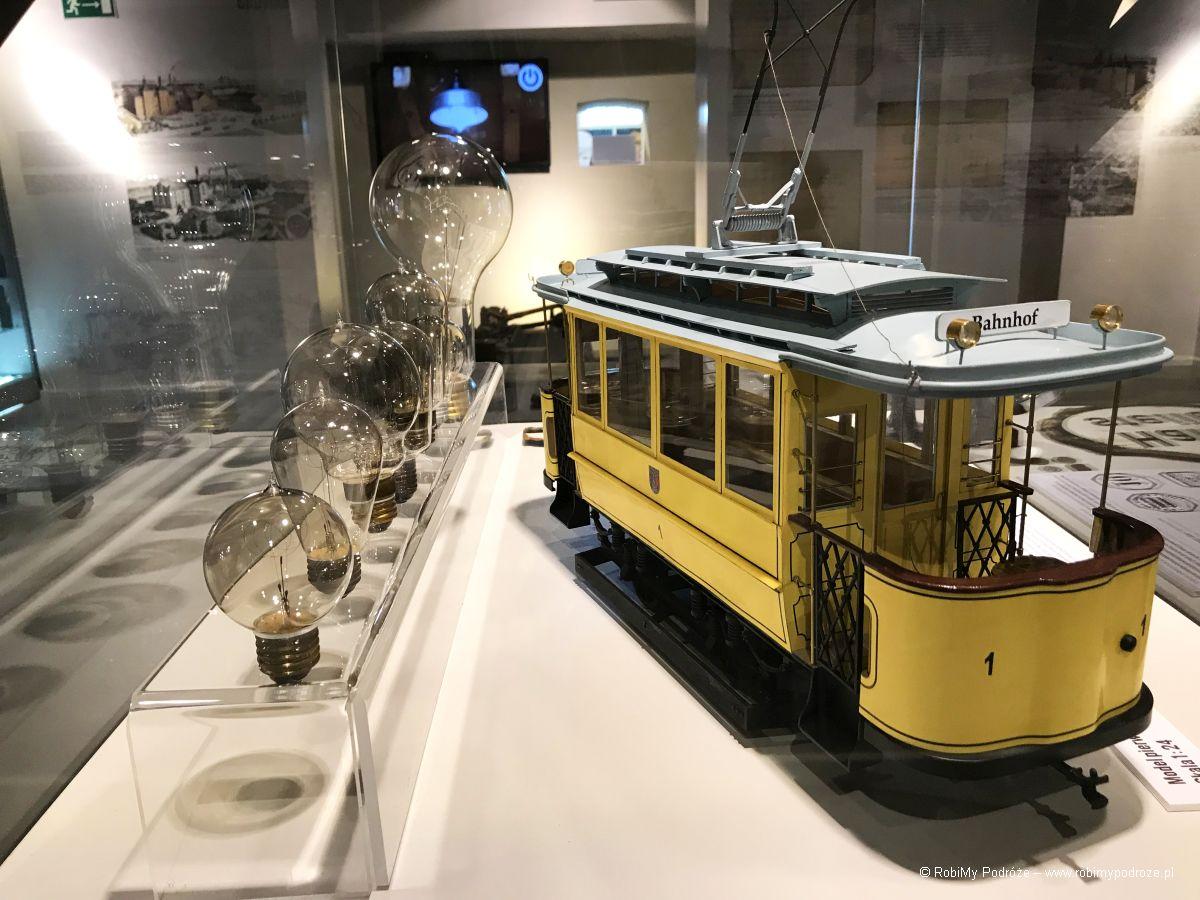 stary tramwaj zOlsztyna