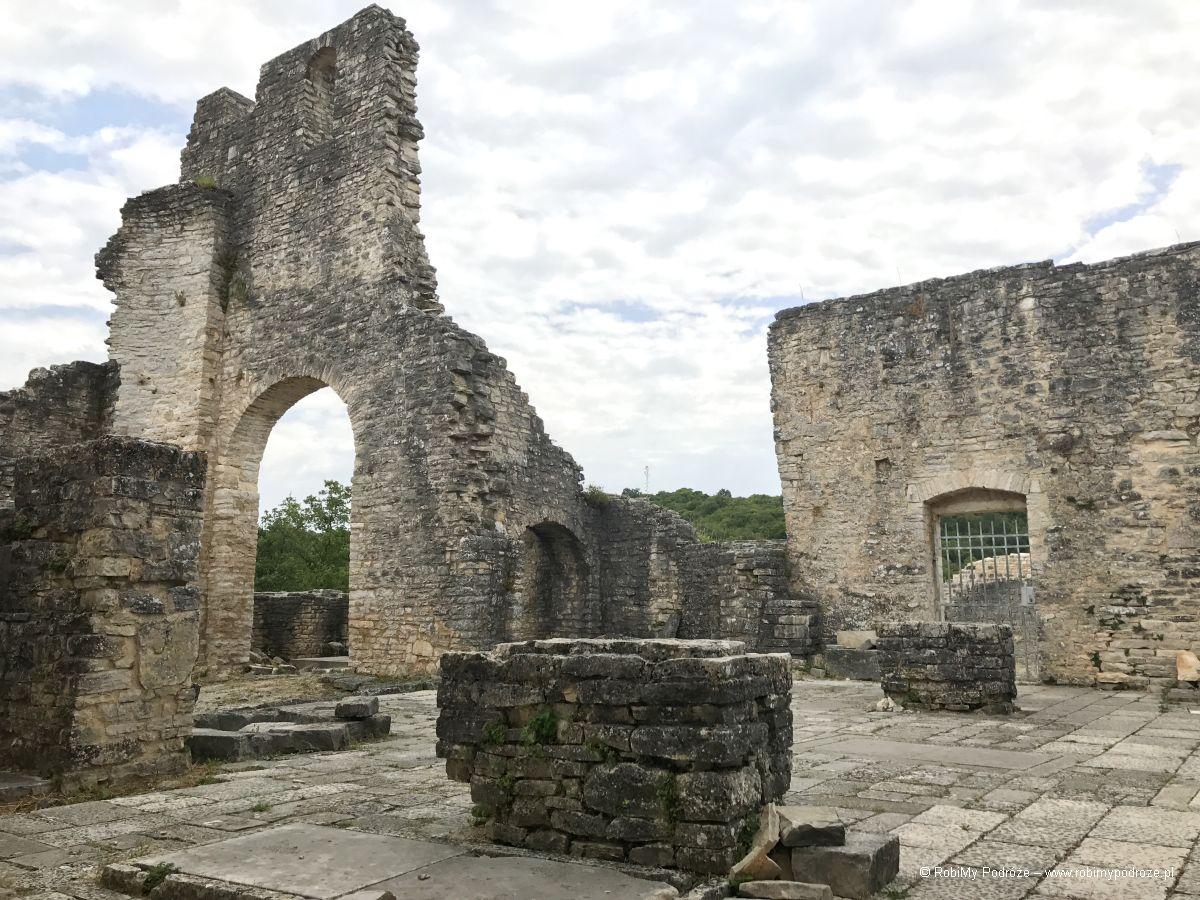 zamek w Dvigradzie