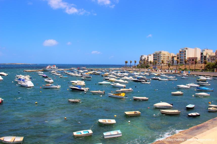 zatoka św. Pawła na Malcie