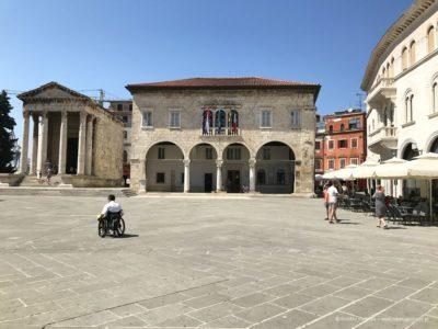 Pałac Komunalny w Puli