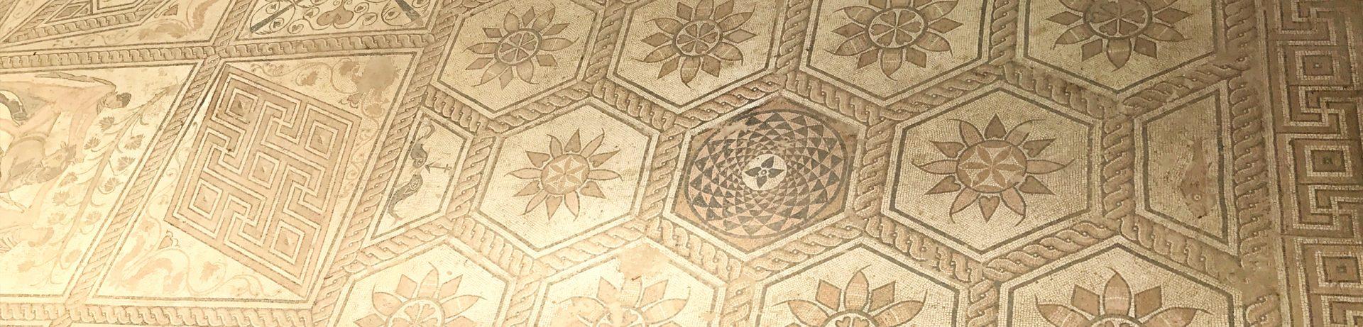mozaika w Puli