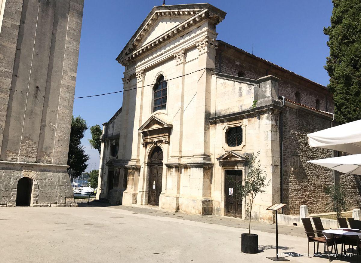 przewodnik poPuli - Katedra Wniebowzięcia Najświętszej Maryi Panny