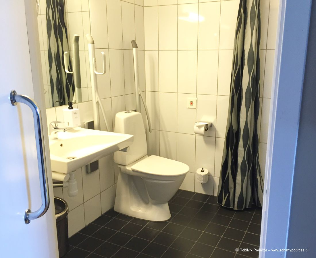 Scandic Segevång Malmo - łazienka