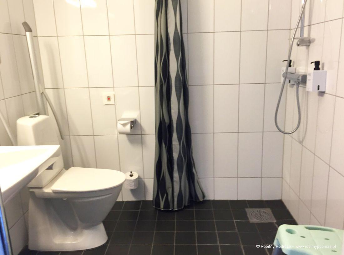 Scandic Segevång Malmo - prysznic