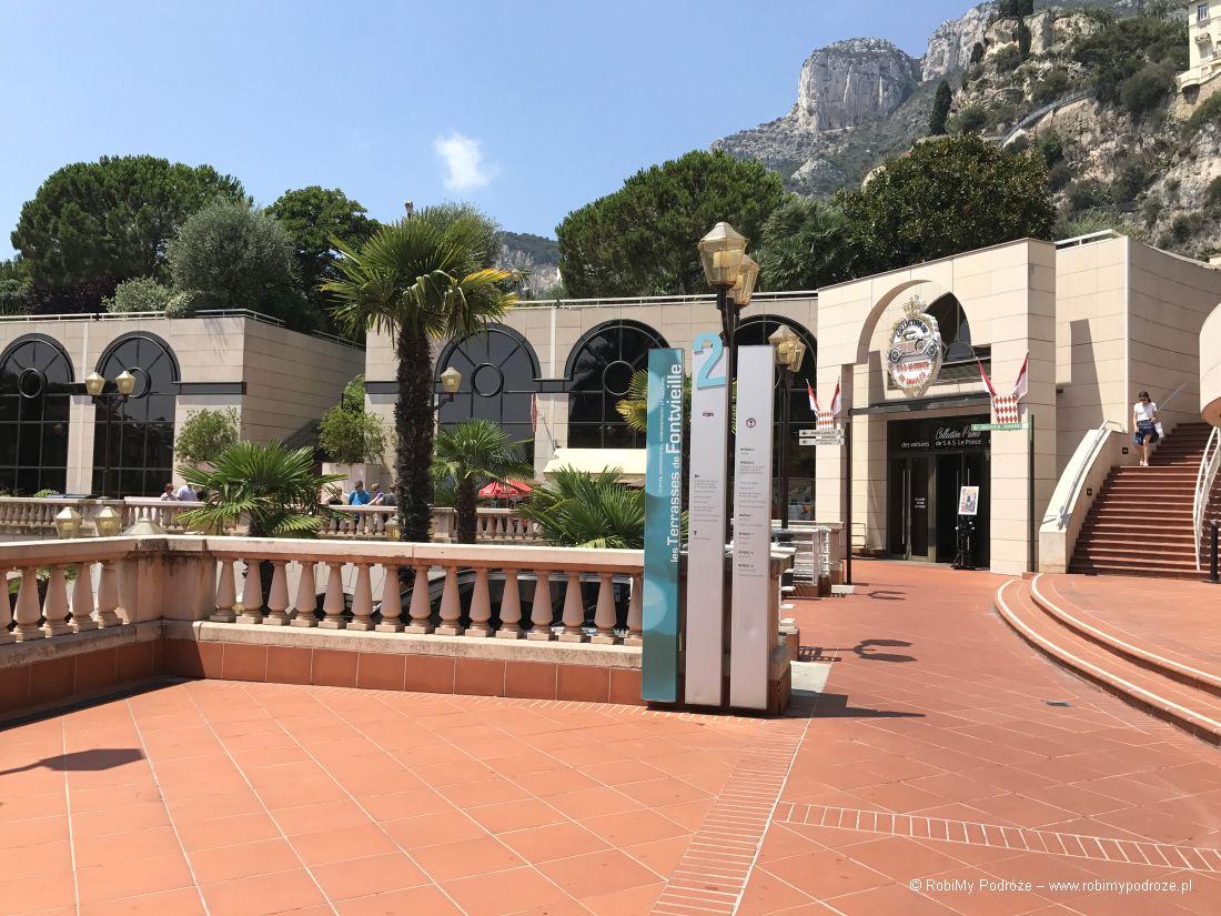 garaż Księcia Monaco