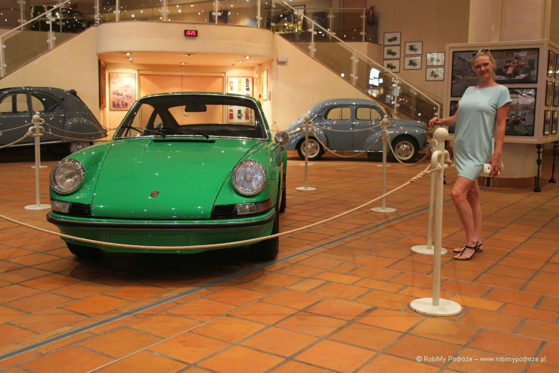 garaż Księcia Monako iGoha