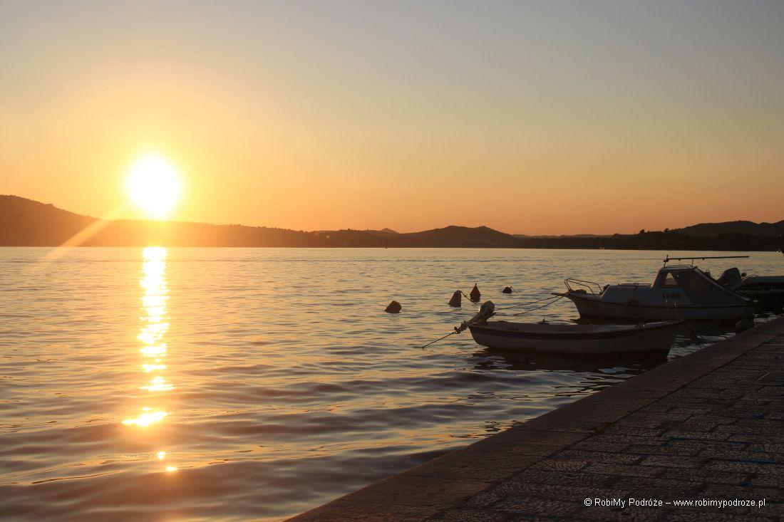 pojechać we wrześniu do Chorwacji