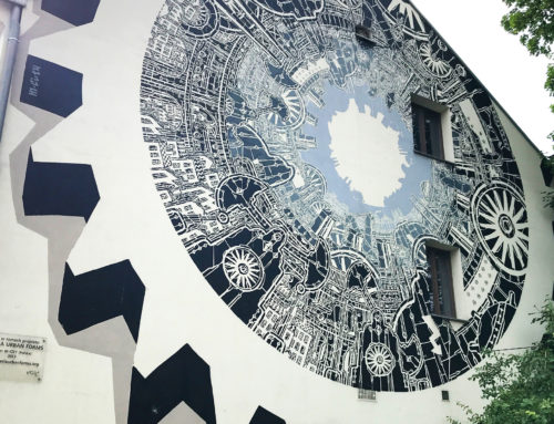 Łódzkie murale – galeria pod gołym niebem